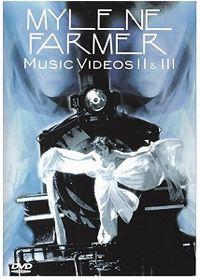 Cover Mylène Farmer - Music Videos II & III [DVD]